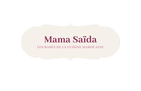 mama saida logo yazzie
